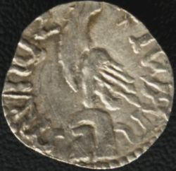 Walachian ducat (Latin legend) of Mircea the Old - obverse