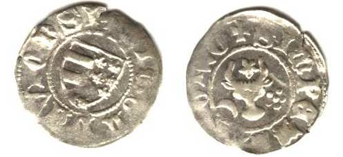 gros - Peter I - reverse and obverse