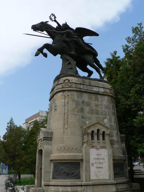 Monumentul Eroilor Div. 2 Cavalerie din Iaşi