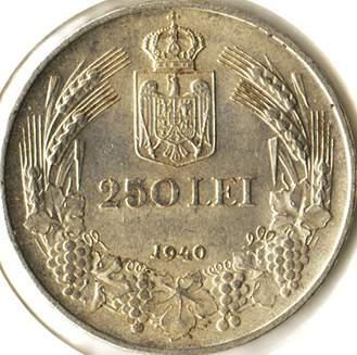 romanian lei coins